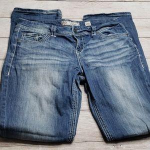 BKE Harper Bootcut Jean's size 34 Extra Long